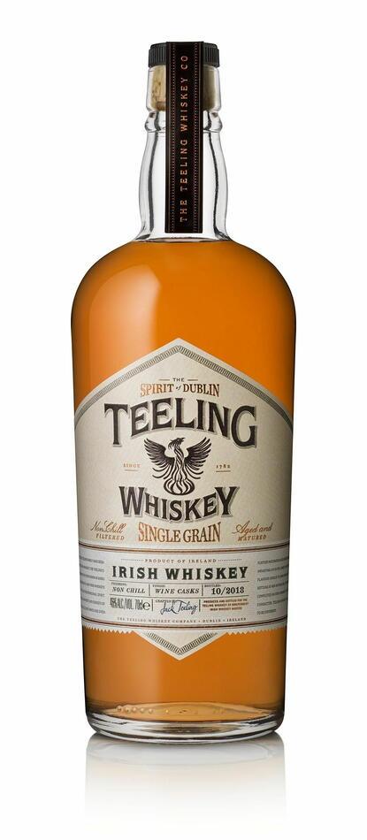 Billede af Teeling Single Grain Irish Whiskey Fl 70
