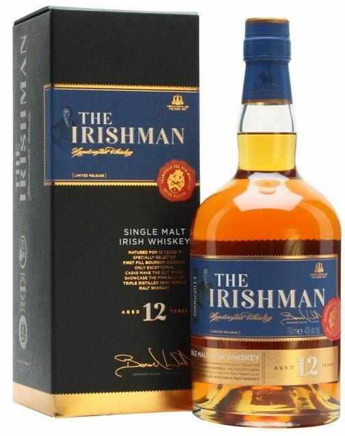 Billede af The Irishman 12 Yo Irish Single Malt Fl 70