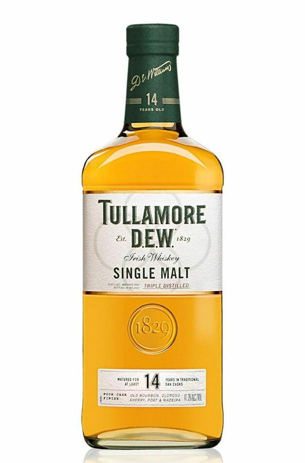 Image of   Tullamore Dew 14 Yo Fl 70