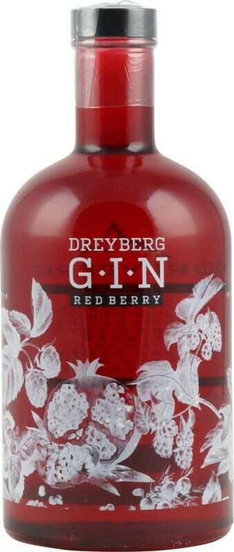Image of   Dreyberg Redberry Gin Fl 70