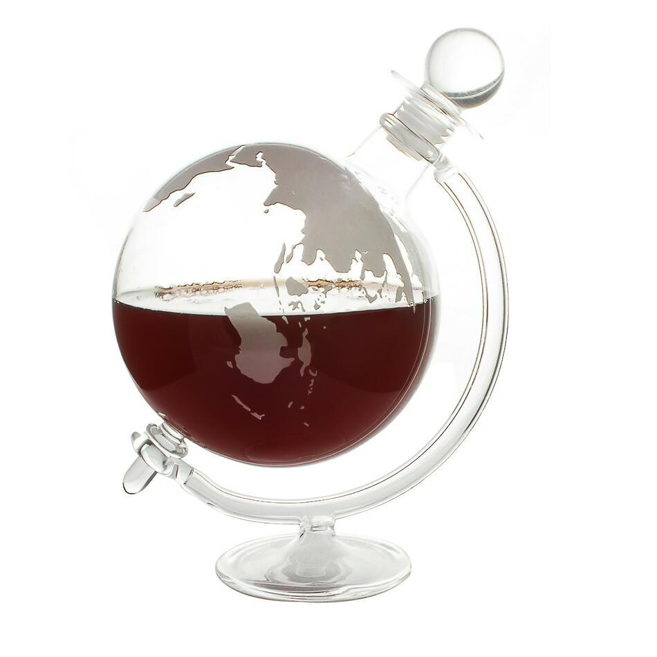 Image of   Globe Decanter Mixology