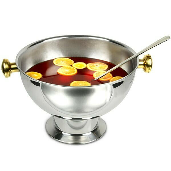 Image of   Rustfrit stål Punch Bowl 13.5ltr
