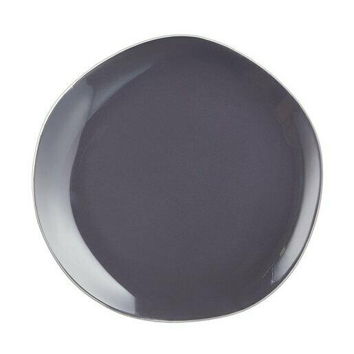 Image of   ROCALEO mørkegrå middagstallerken 160