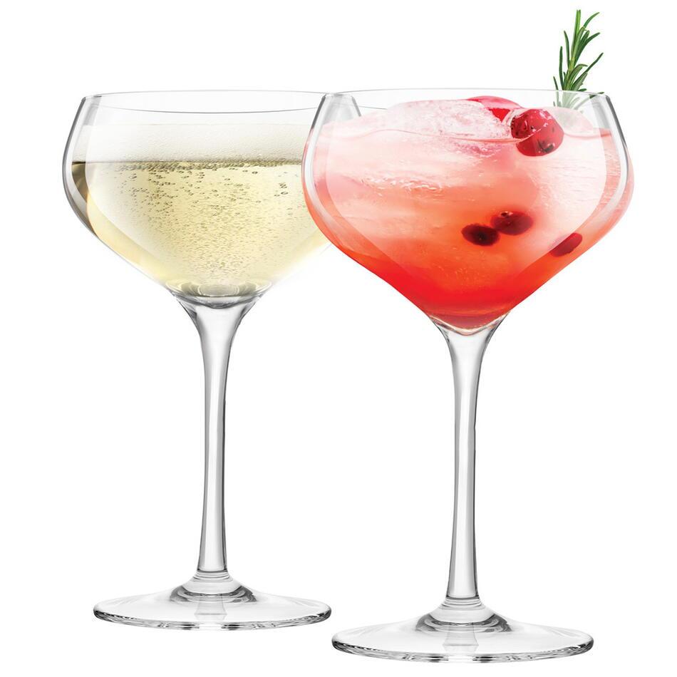 Billede af Final Touch Cocktail Coupe Glas 2 Stk