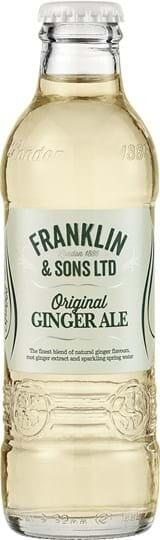Image of   Franklin & Sons Ginger Ale 20 Cl