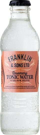 Image of   Franklin & Sons Rosemary Tonic 20 Cl