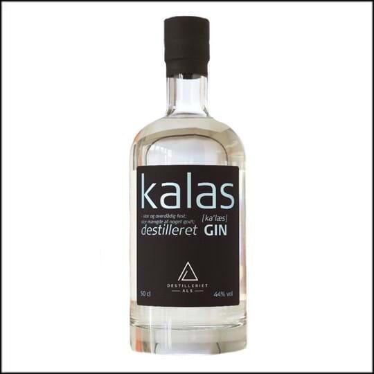Image of   Kalas Destilleret Gin Fl 50