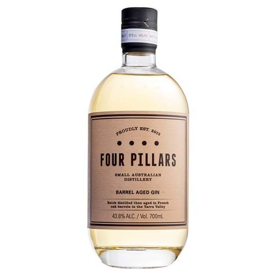 Billede af Four Pillars Barrel Aged Gin Fl 70