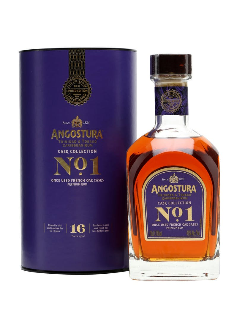 Image of   Angostura Cask Collection No.1 Oloroso Cask Fl 70