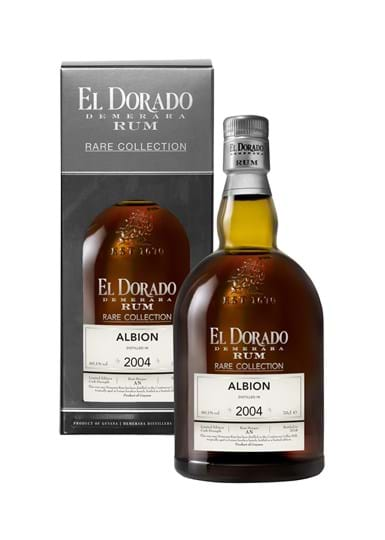 "Image of   El Dorado ""Rare Collection"" Albion 2004 Fl 70"