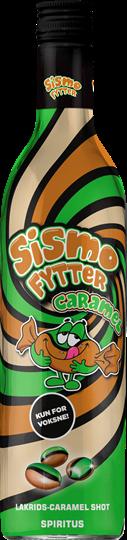 Image of   Sismofytter Caramel Fl 70