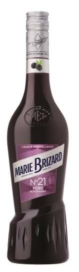 Image of   Marie Brizard Liqueur Creme De Mure / Brombær Fl 70
