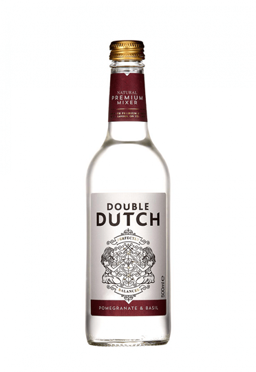 Image of   Double Dutch Pomegranate & Basil 20 Cl