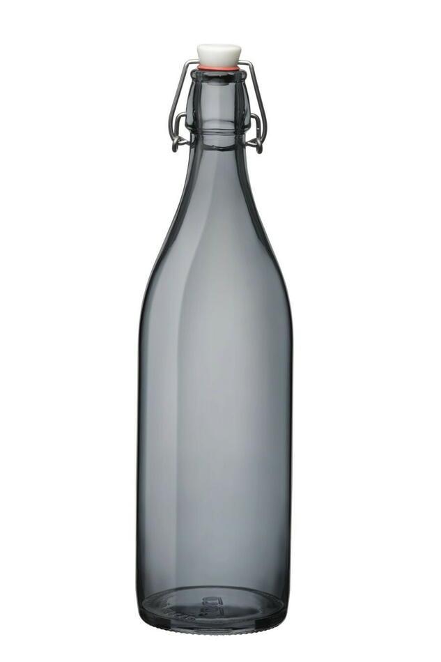Image of Patentflaske, Grå 1 Ltr.