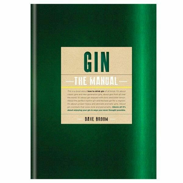 Image of   Bog: Gin The Manual