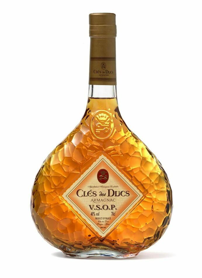 Image of   Armagnac Cles Des Ducs Vsop Fl 70