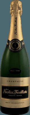 Image of   Feuillatte, Champagne Brut Chardonnay 2006 0,7 liter5 Ltr