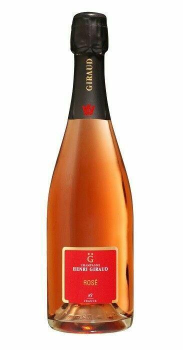 Image of   Henri Giraud Champagne Rosé 0,7 liter5 Ltr