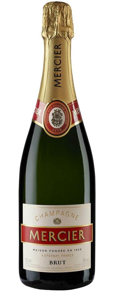 Image of   Mercier Champagne Brut 0,7 liter5 Ltr