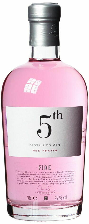 """Image of 5th Gin """"Fire"""" FL 70"""