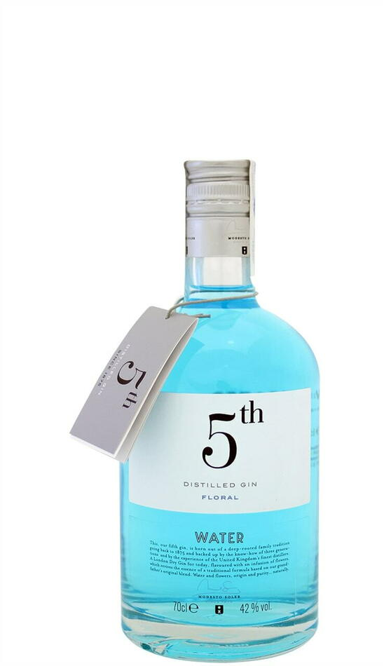 "Image of   5th Gin ""Water"" Fl 70"