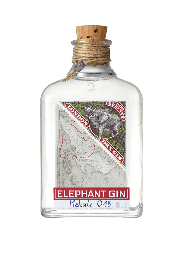 Image of   Elephant Gin Fl 50
