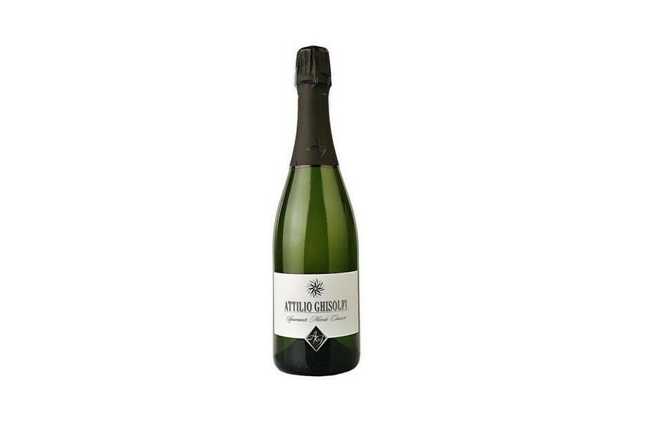 Image of   Ghisolfi, Spumante Metodo Classico Brut 2012 0,7 liter5 Ltr