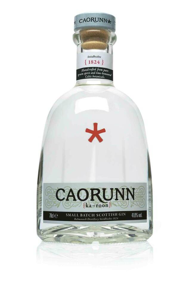 Image of   Caorunn Scottish Gin Fl 70
