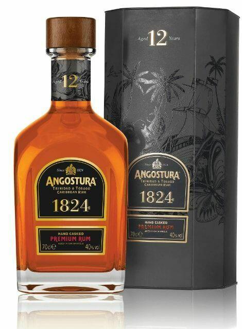 "Image of   Angostura ""1824"" 12 Yo Premium Rum Fl 70"