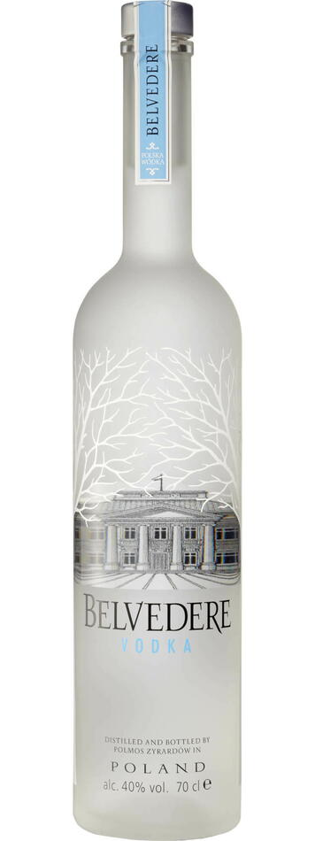 Image of   Belvedere Vodka Pure Fl 70