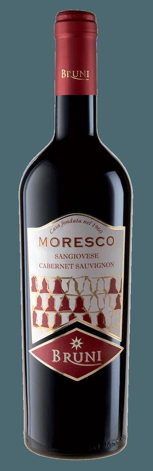 """Image of   Bruni """"Moresco"""" Maremma Toscana 2015 0,7 liter5 Ltr"""