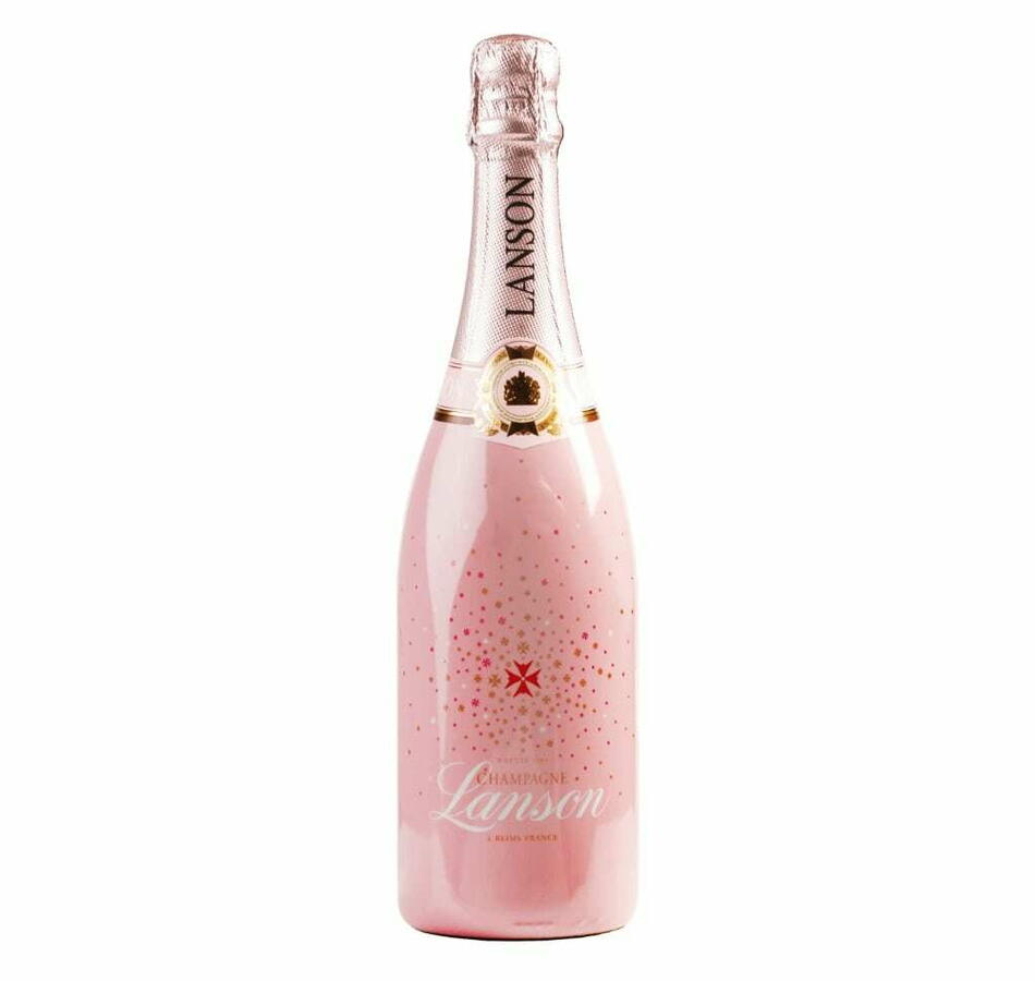Image of   Lanson Champagne Pink Label Limited Edition 0,7 liter5 Ltr