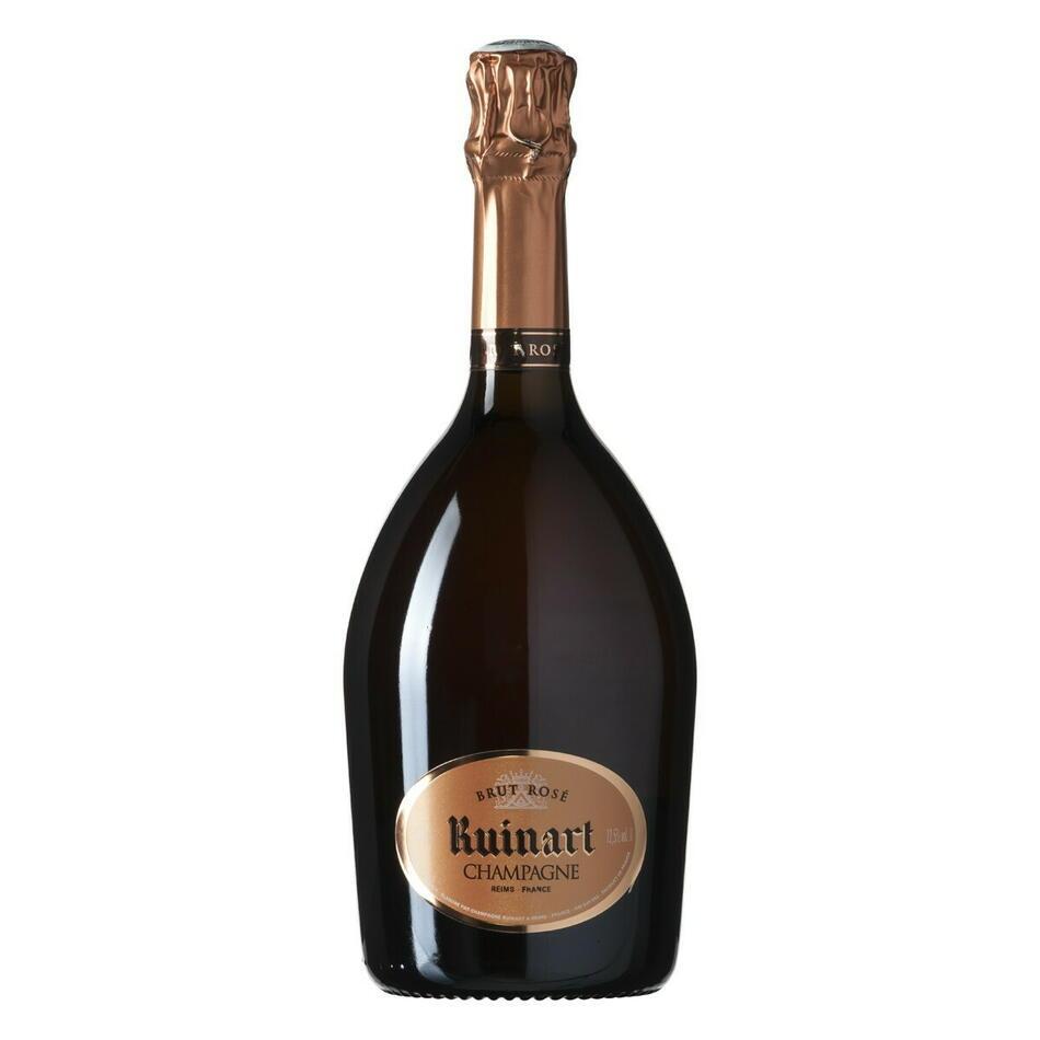 Image of   Ruinart Champagne Brut Rosé 0,7 liter5 Ltr