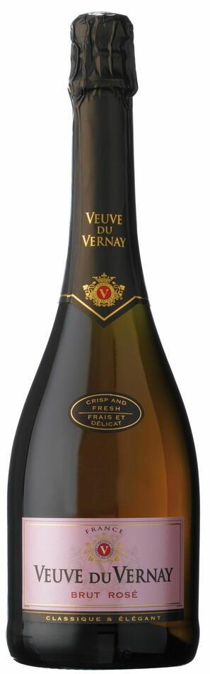 Image of   Veuve Du Vernay Brut Rosé 0,7 liter5 Ltr