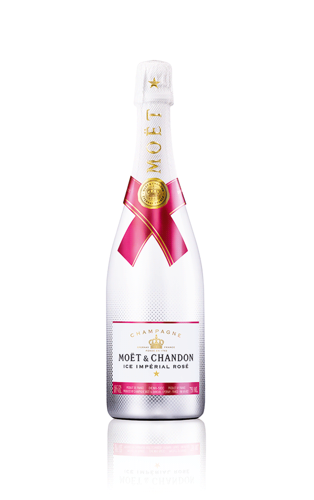 Image of   MoÃ«t & Chandon Champagne Ice Imperial Rosé*