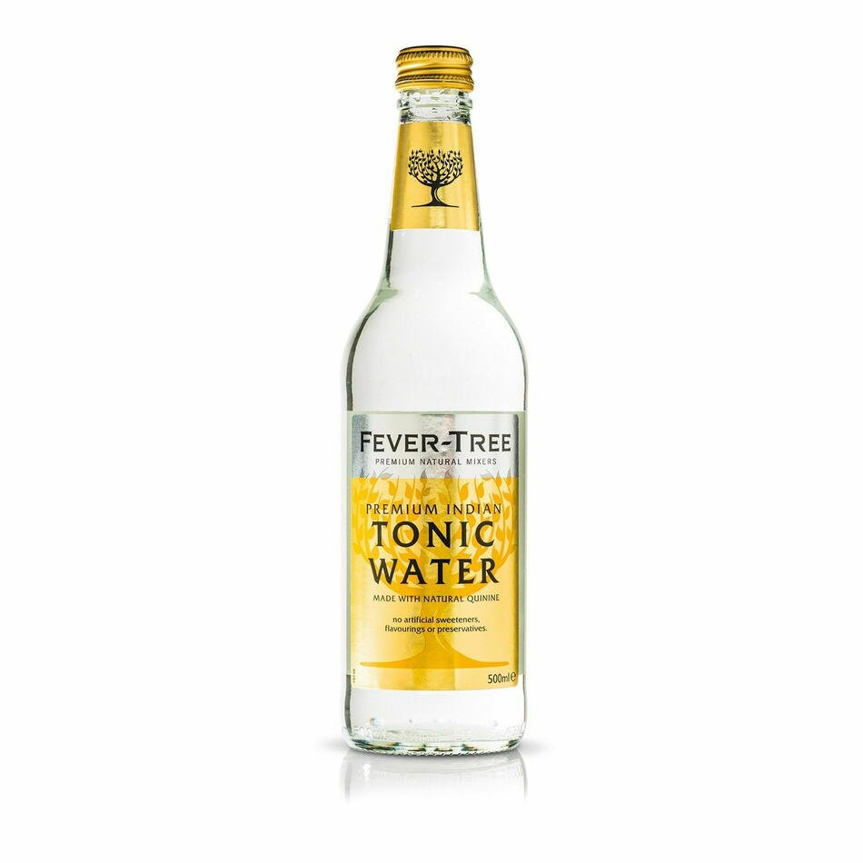 Image of   Fever-tree Indian Tonic Water 50cl