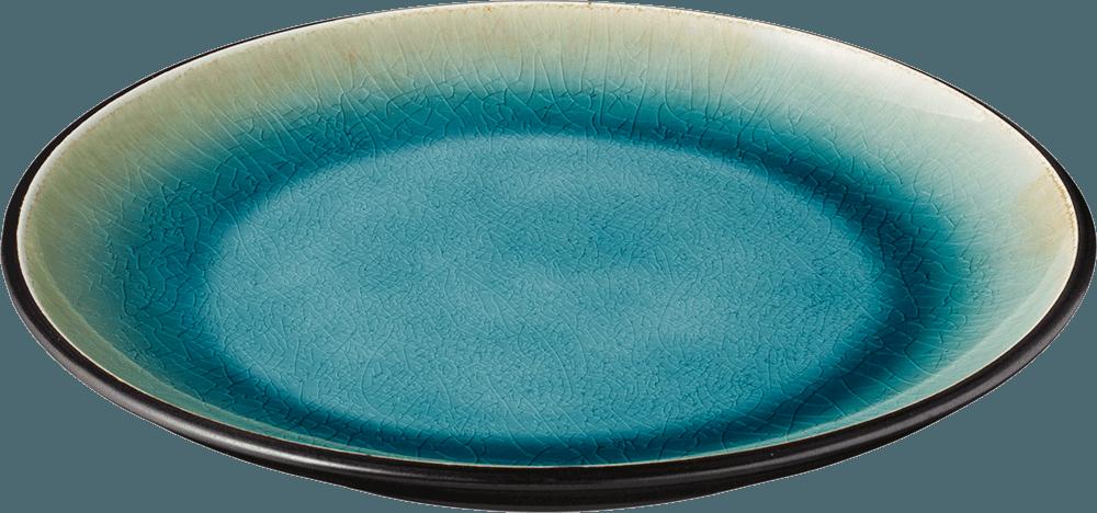 Image of   Cabo tallerken blå 22,8 cm