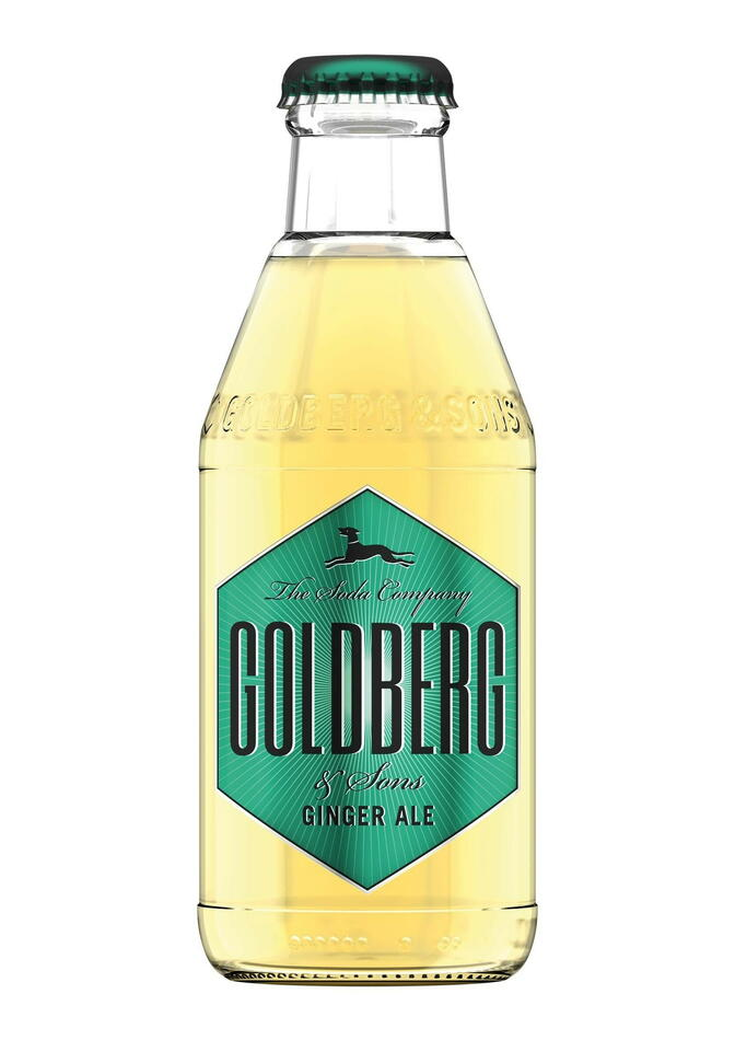 Image of   Goldberg Ginger Ale 20 Cl