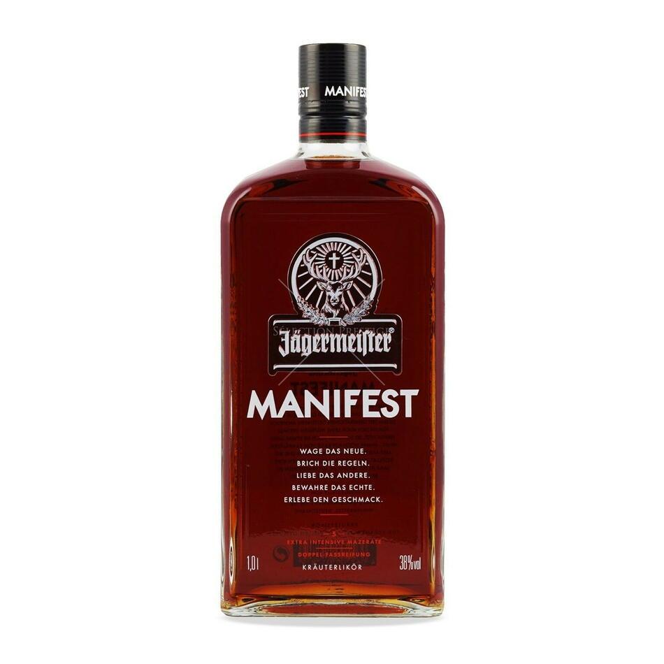 """Image of   Jägermeister """"Manifest"""" Fl 100"""