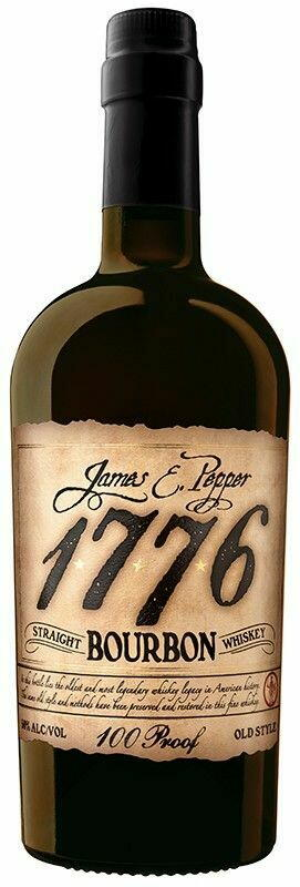 Image of   James E. Pepper 1776 Bourbon Fl 70
