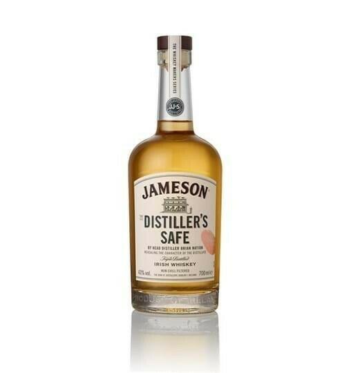 Image of   Jameson Distiller's Safe Irish Whiskey Fl 70