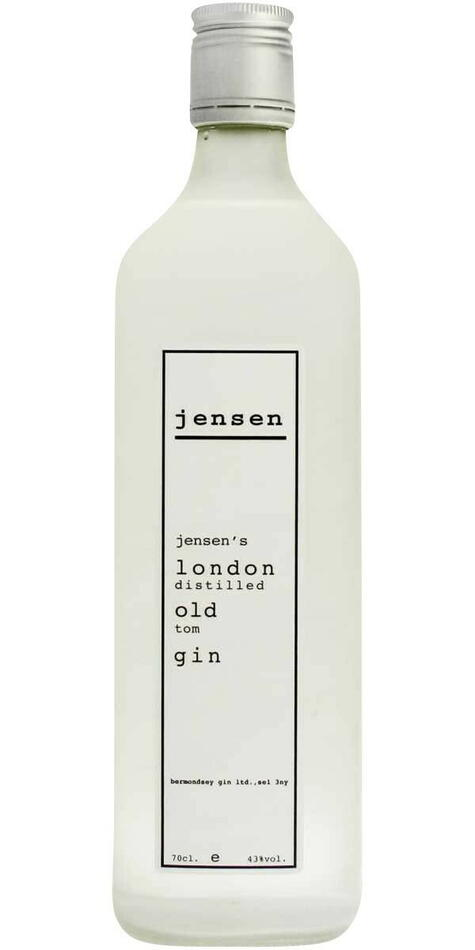 Jensen Old Tom Gin Fl 70