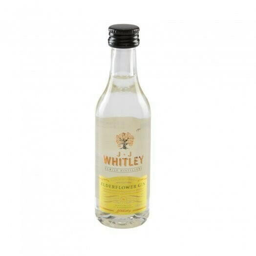 Jj Whitley Elderflower Gin 5cl Fl 5