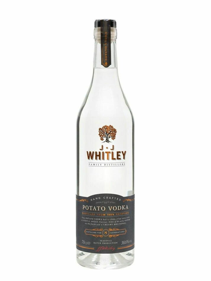 Image of   Jj Whitley Potato Vodka 1 Flaske 70cl