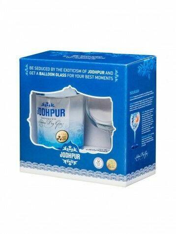 Jodhpur London Dry Gin Fl 70