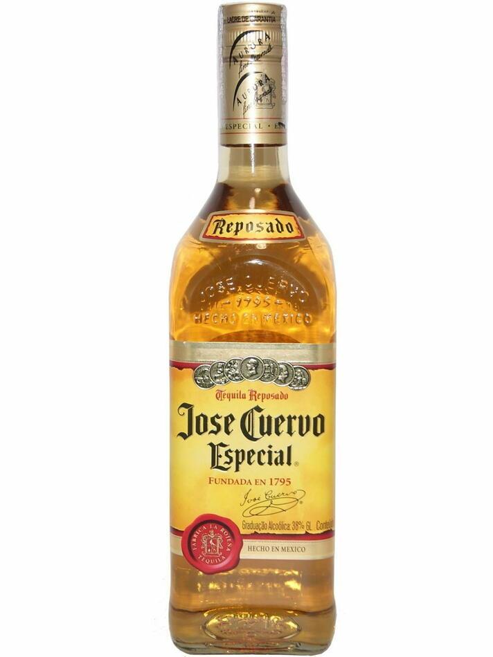 Billede af José Cuervo Tequila Especial Gold Reposado