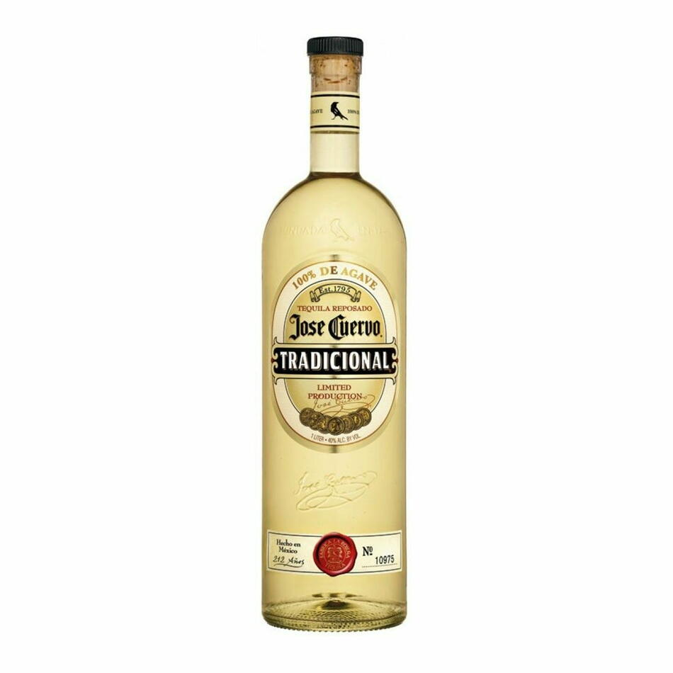Image of   José Cuervo Tequila Tradicional Gold Reposado Fl 70