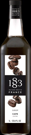 Image of 1883 Syrup Coffee / Kaffe 1 Ltr