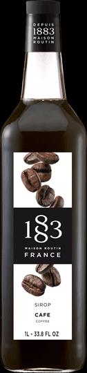 Image of   1883 Syrup Coffee / Kaffe Fl 100