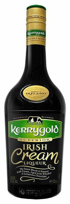 Image of   Kerrygold Irish Cream Liqueur Fl 70